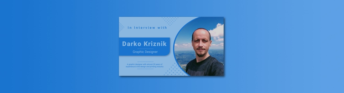 In Interview with Darko Kriznik – Design Expert